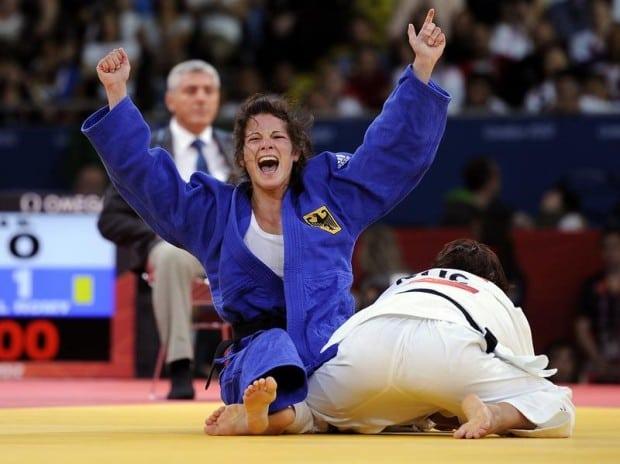 Romy Tarangul bei den Olympischen Spielen