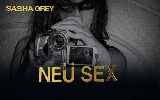 Der Bildband von Sasha Grey