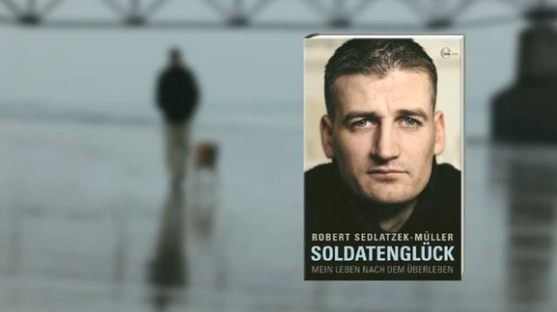 Robert Sedlatzek-Müller - Buch Soldatenglück