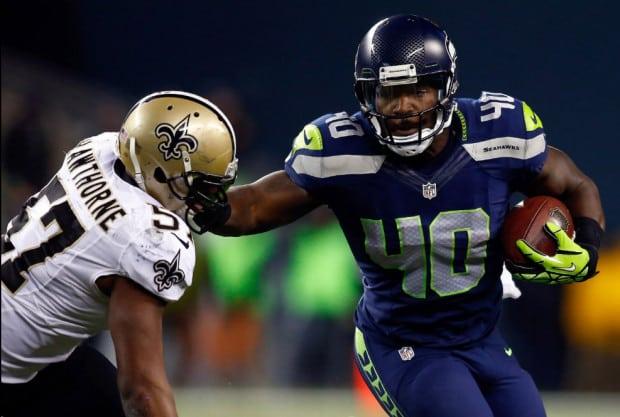 Derrick Coleman NFL
