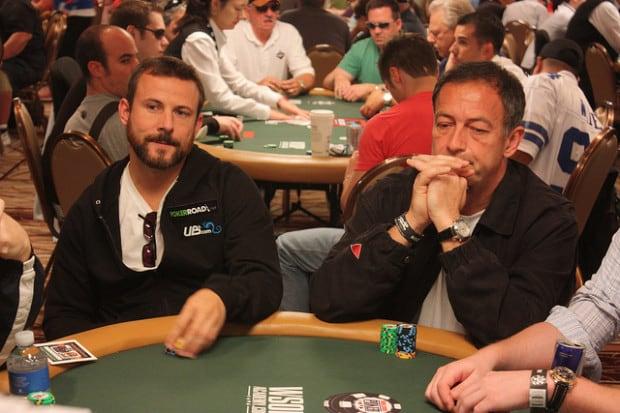 Pokerspieler Eddy Scharf