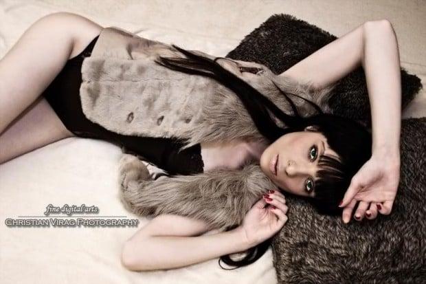 Model Natalie aus Graz