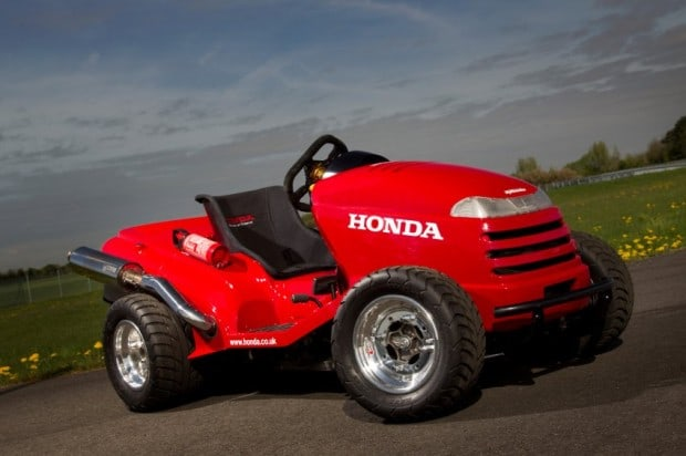 2014 / Honda Mean Mower