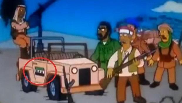 Die Simpsons-Verschwörung: Stecken die USA hinter dem Bürgerkrieg in Syrien?