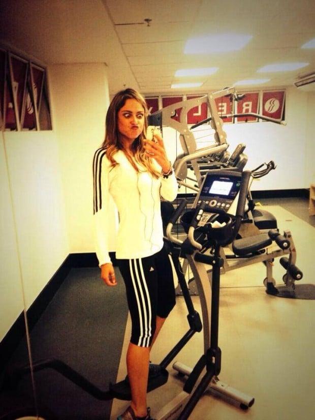 Vanessa Huppenkothen ist die schönste WM-Journalistin in Brasilien