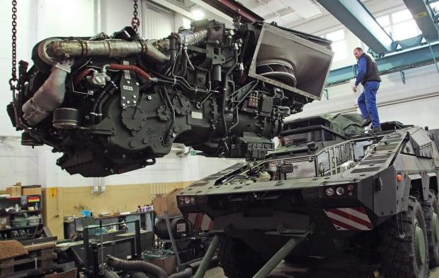Der GTK Boxer 720 PS und mehr Stauraum als ein VW Bus