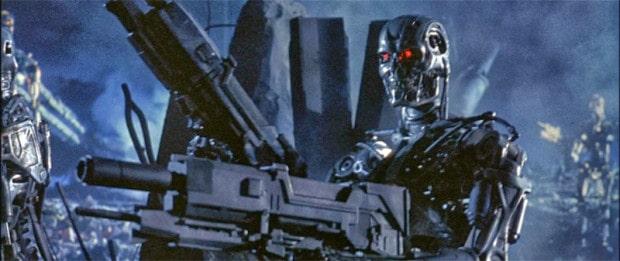 """Internetgag: Google schützt Gründer vor """"Killer-Robotern"""""""