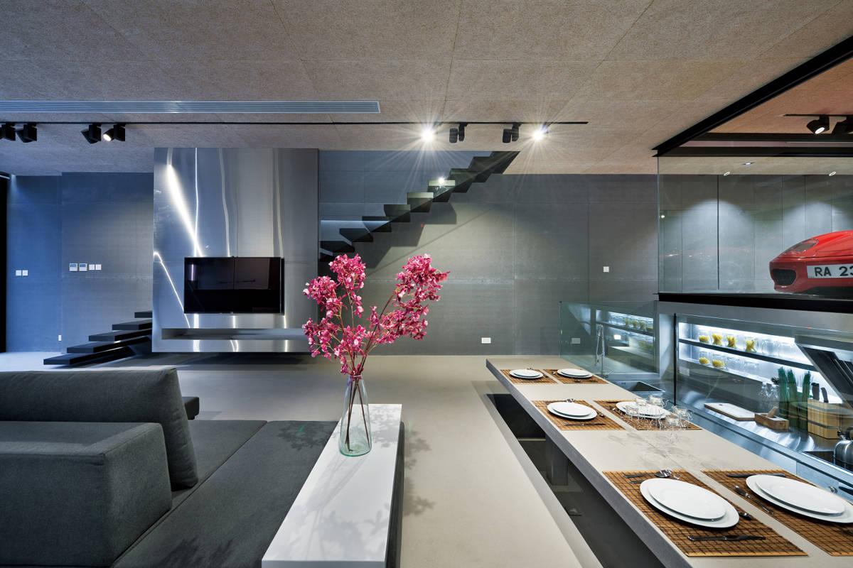 Sai Kung House: Modern wohnen in Hongkong