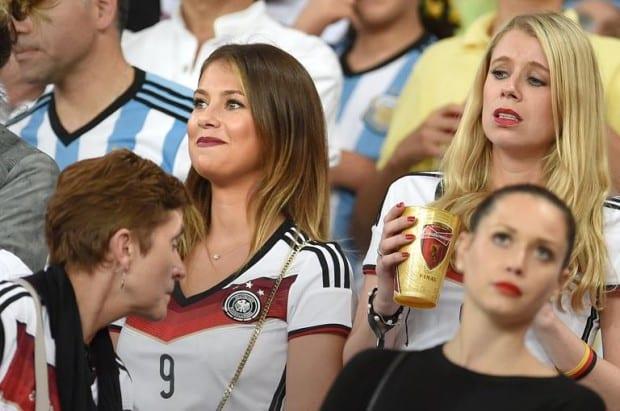 Phänomen Spielerfrauen: Die Frauen der Weltmeister