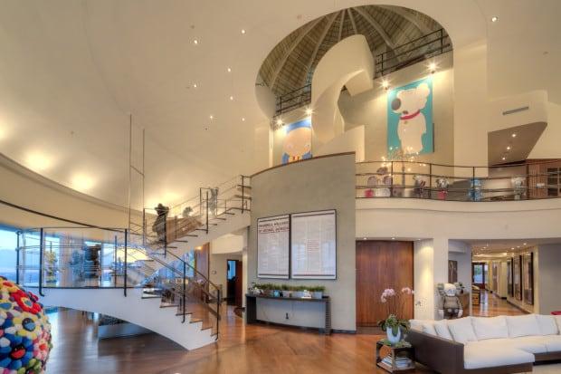 Die Penthouse Wohnung von Pharrell Williams im Bristol Tower