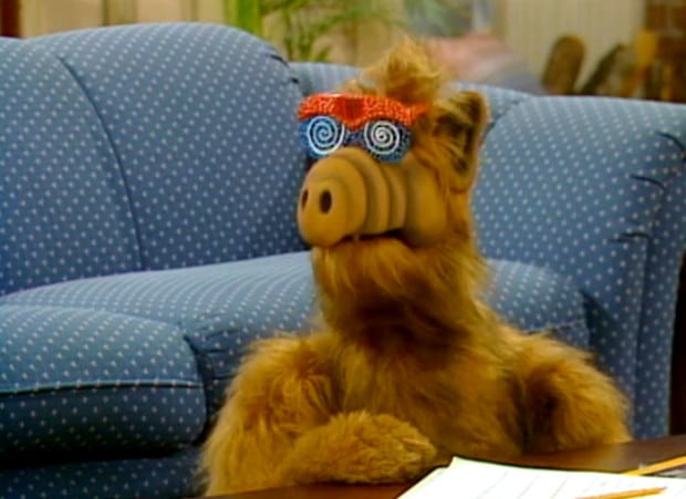 Der verrückte Außerirdische Alf