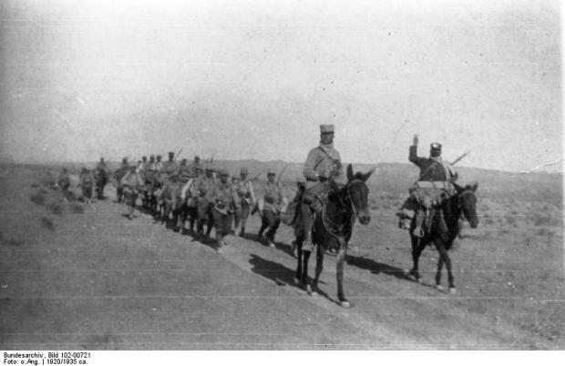 Marokko, Fremdenlegion