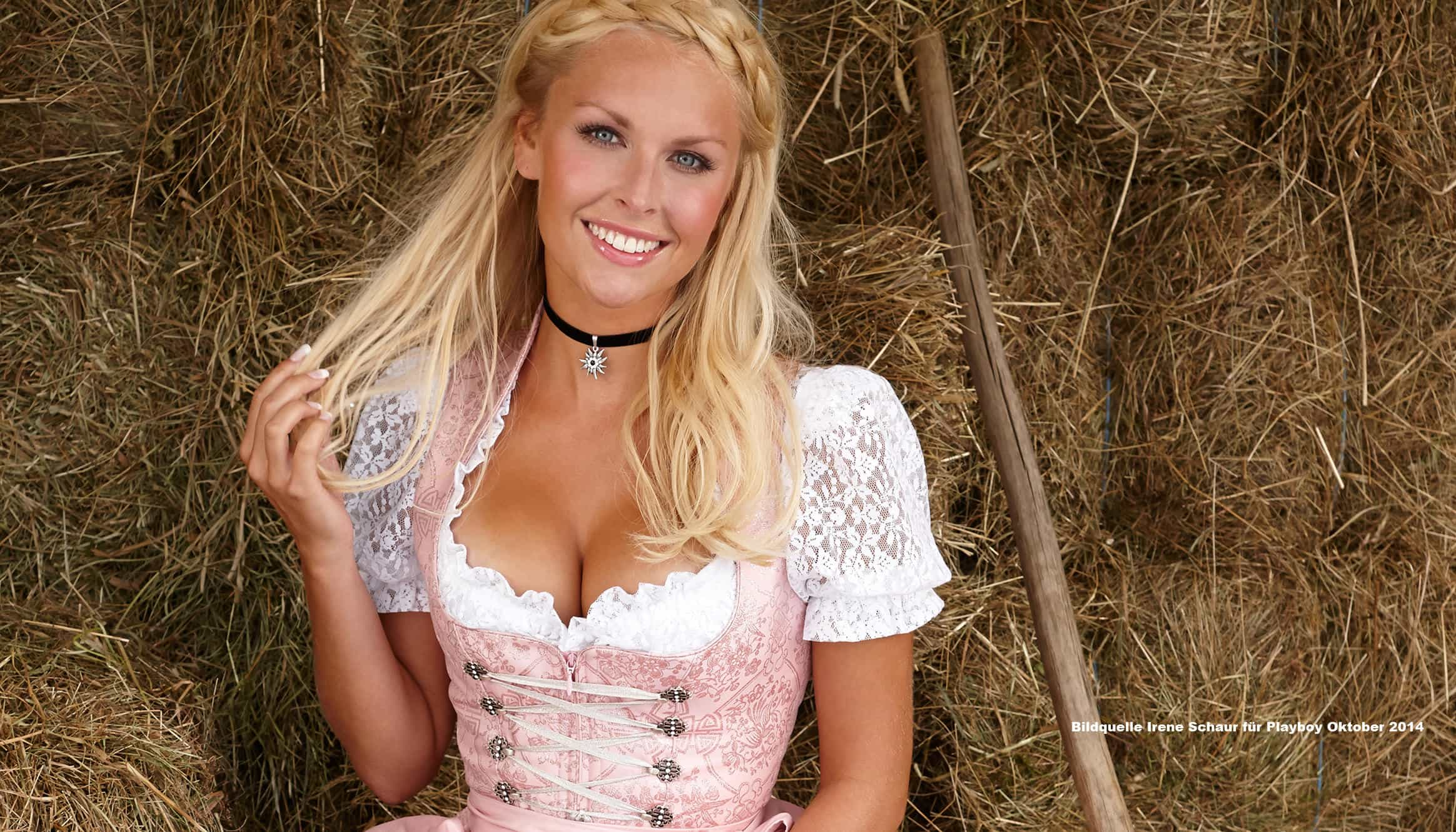 Denise Cotte - Das sexy Wiesn Playmate 2014 - MENIFY