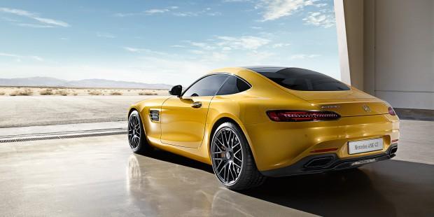 Mercedes-AMG GT - der neue Sportwagen von Mercedes