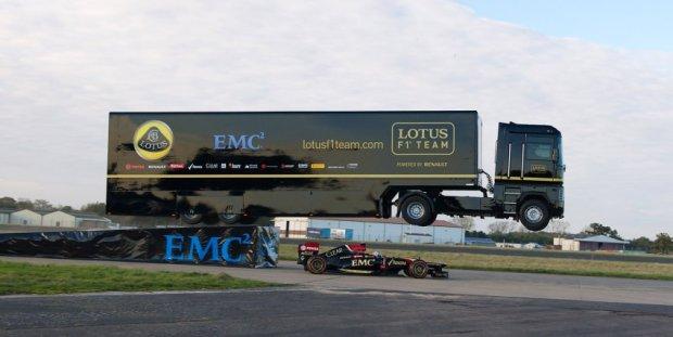 EMC / Lotus