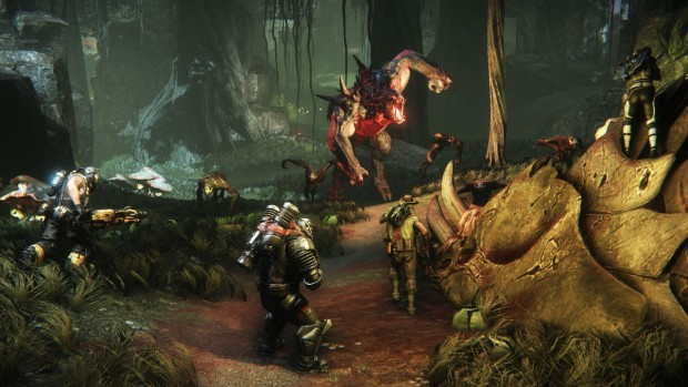 evolve-gameplay
