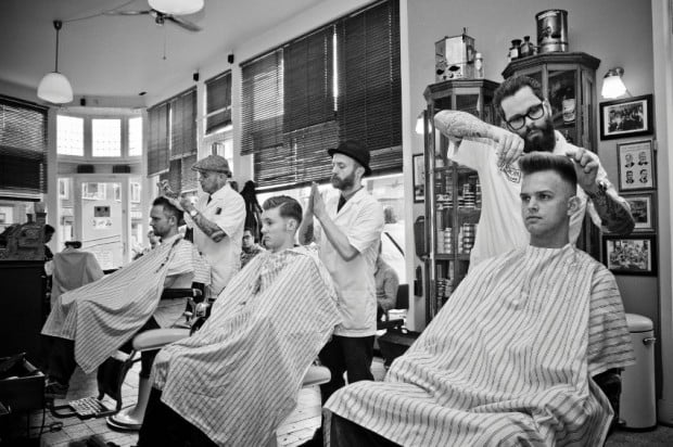 Schorem Barbier / Rotterdam