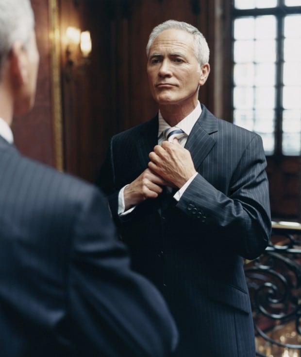 Der perfekte Anzug für einen Mann