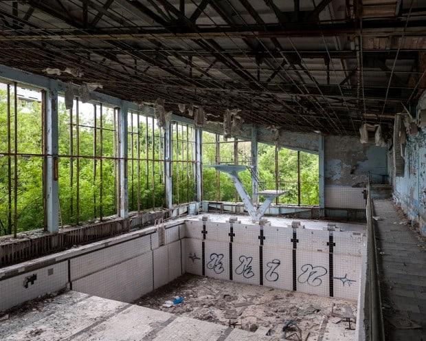 Urlaub Extrem: Reiseziel Tschernobyl