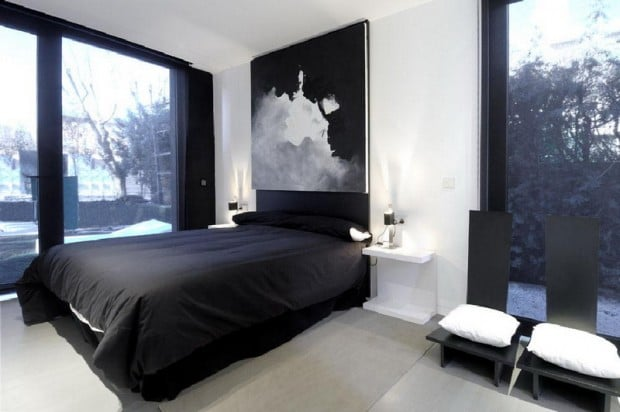 Schlafzimmer Deko Grau: Die tolle ideen fur schlafzimmer mit moderne ...