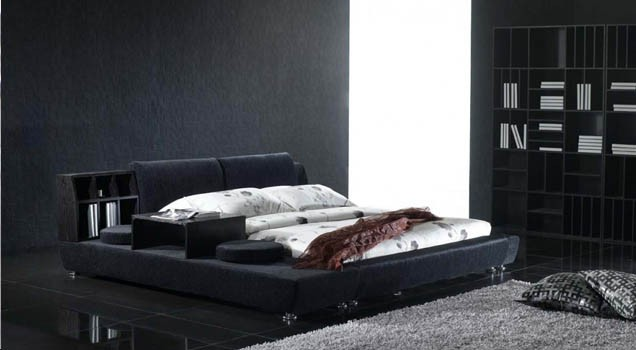 das ideale schlafzimmer f r m nner menify m nnermagazin. Black Bedroom Furniture Sets. Home Design Ideas