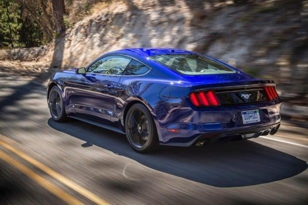 Der Ford Mustang 2015 - der amerikanische Kultwagen ist zurück