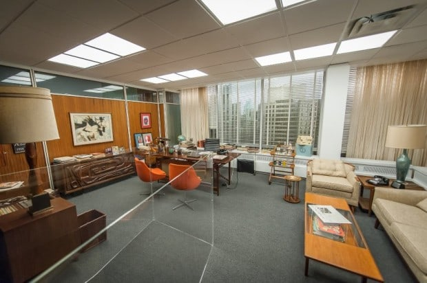 Mad Men / Don Drapers office