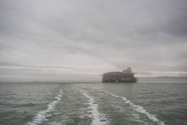 Die 'Solent Forts': Abenteuerspielplatz mitten auf dem Meer