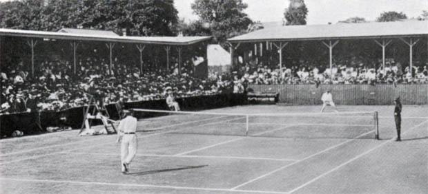 Mythos Wimbledon - das legendäre Tennisturnier