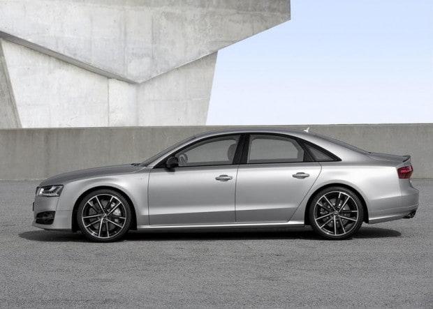 Audi S8 plus - 605 PS für die Straße