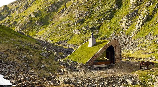 wohnen in der wildnis von norwegen menify m nnermagazin. Black Bedroom Furniture Sets. Home Design Ideas