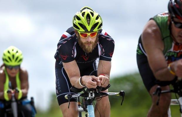 James Lawrence und die 50 Ironman-Triathlons in 50 Tagen