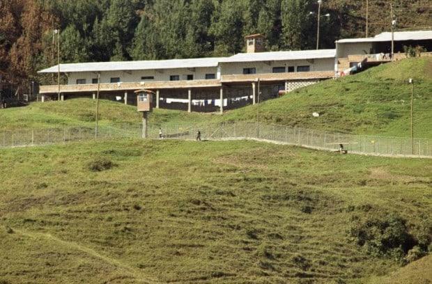Medellin Cartel Escobar Confinement 1991