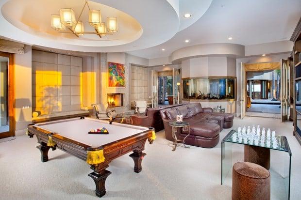 Die Paint Mountain Mansion - der purer Luxus über San Diego