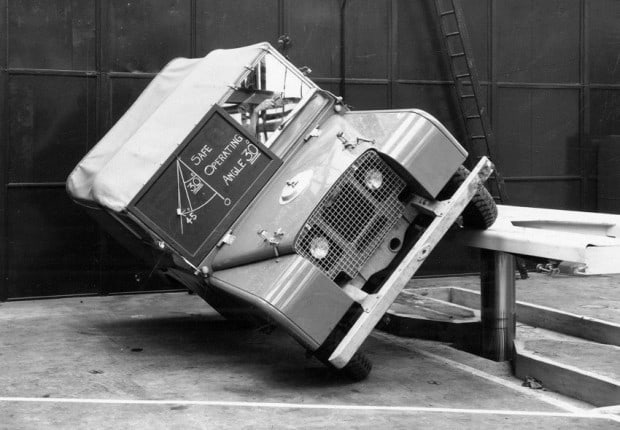 Ende Gelände: Der Land Rover Defender geht bald in Rente