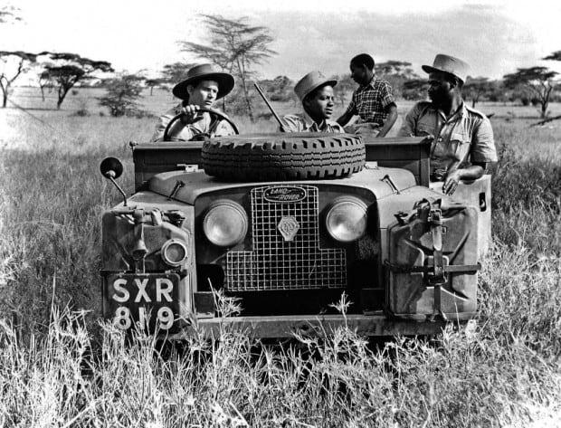 Offroad-Ikone mit unverwüstlicher Seele: 60 Jahre Land Rover Defender