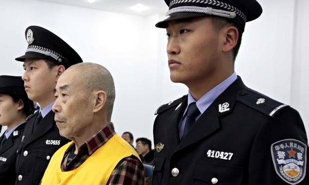 Brutaler Serienmörder - Hu Wanlin