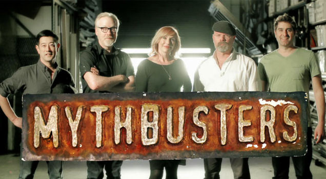 mythbusters ende