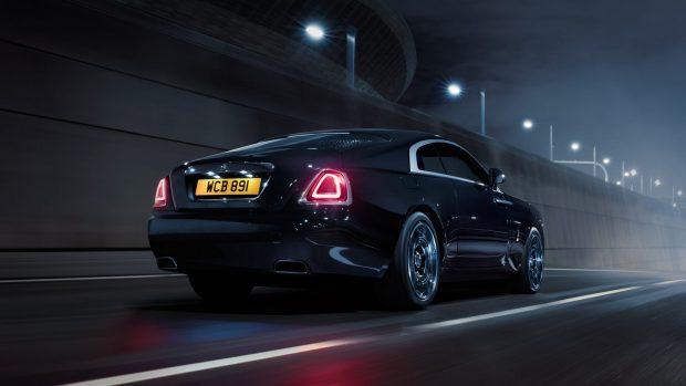 Rolls-Royce Wraith Black Badge: Das schwarze Biest aus England