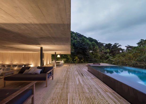 Casa na Mata in Brasilien