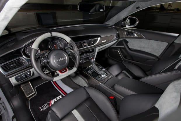 Familienkutsche Extrem: Der Audi RS6 von Abt