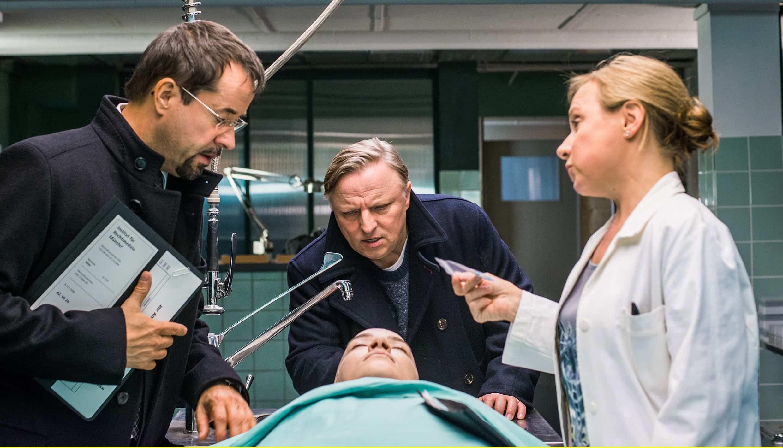 Tatort: Mord ist die beste Medizin