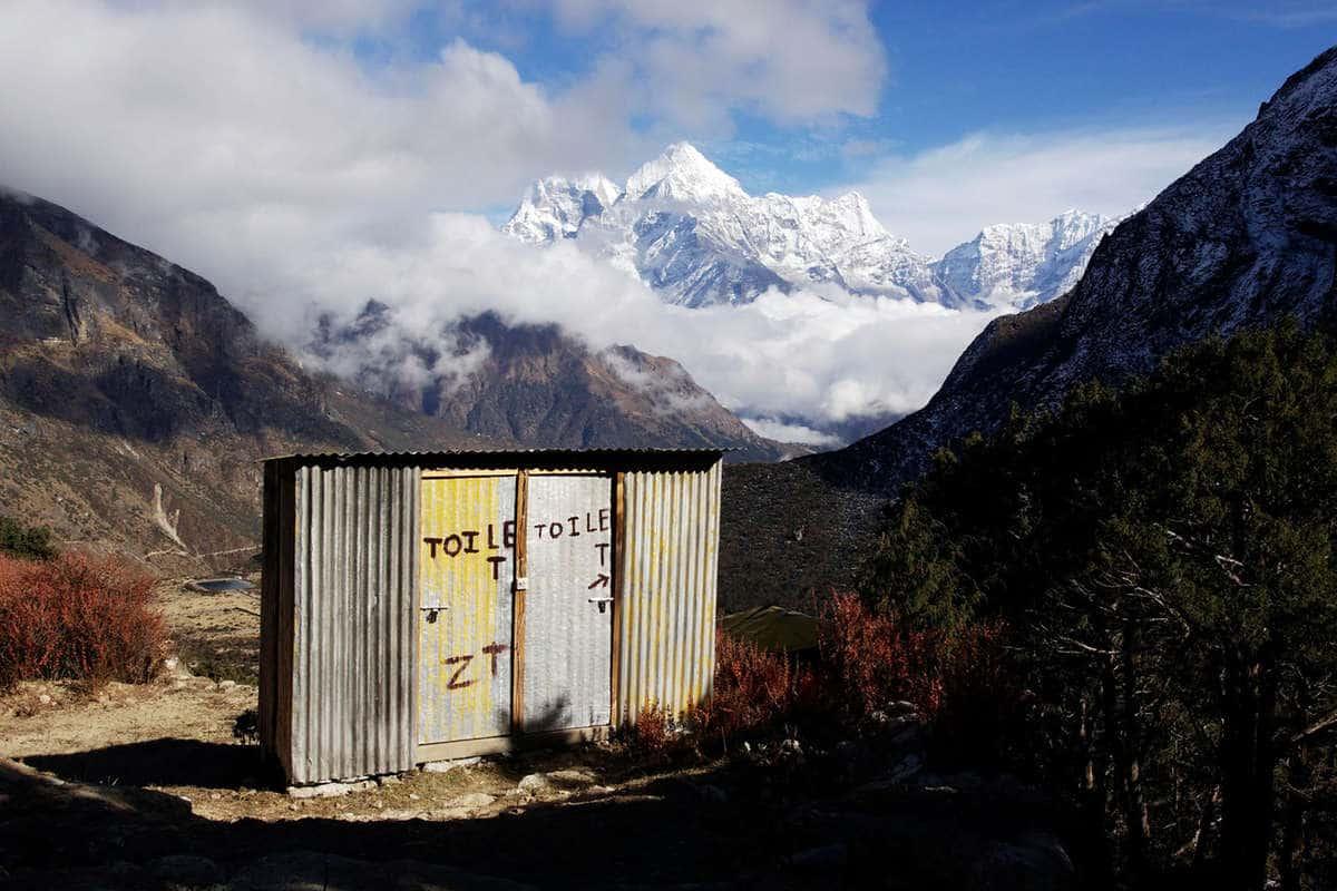 Zu Besuch auf den spektakulärsten Toiletten der Welt