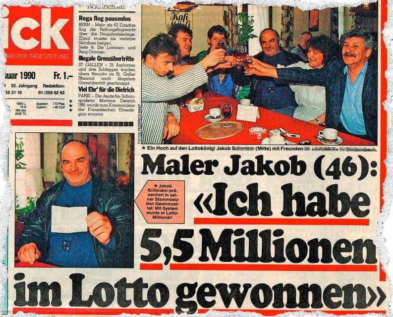 Lotto Millionär Was Nun