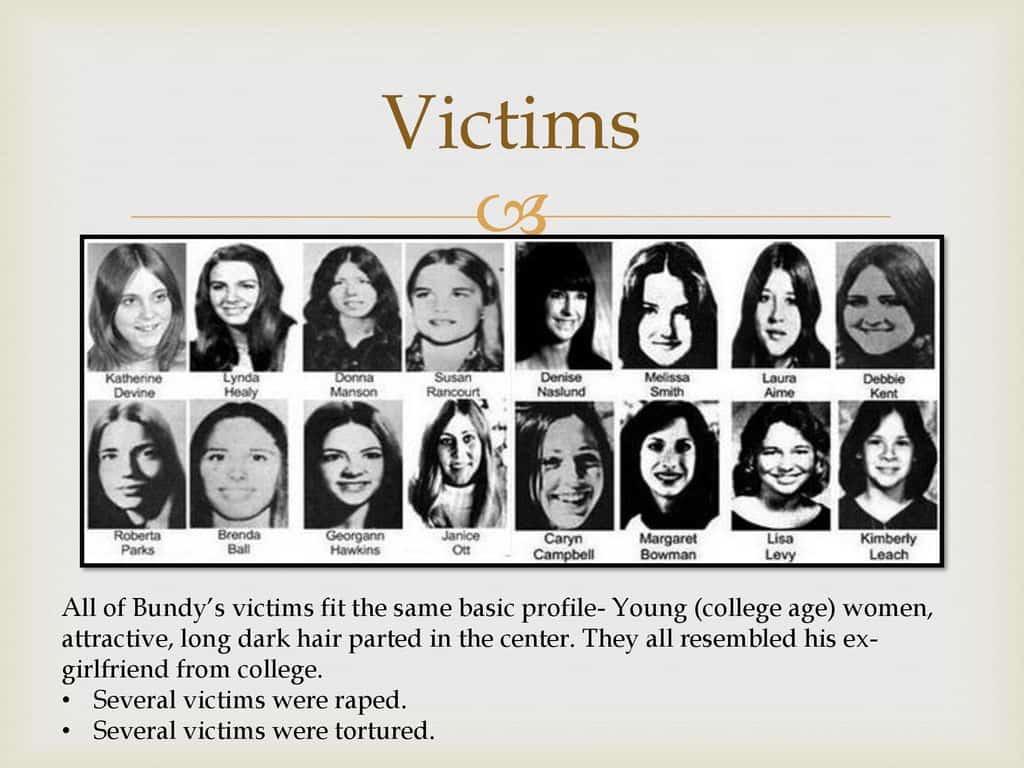 Ted Bundy Opfer