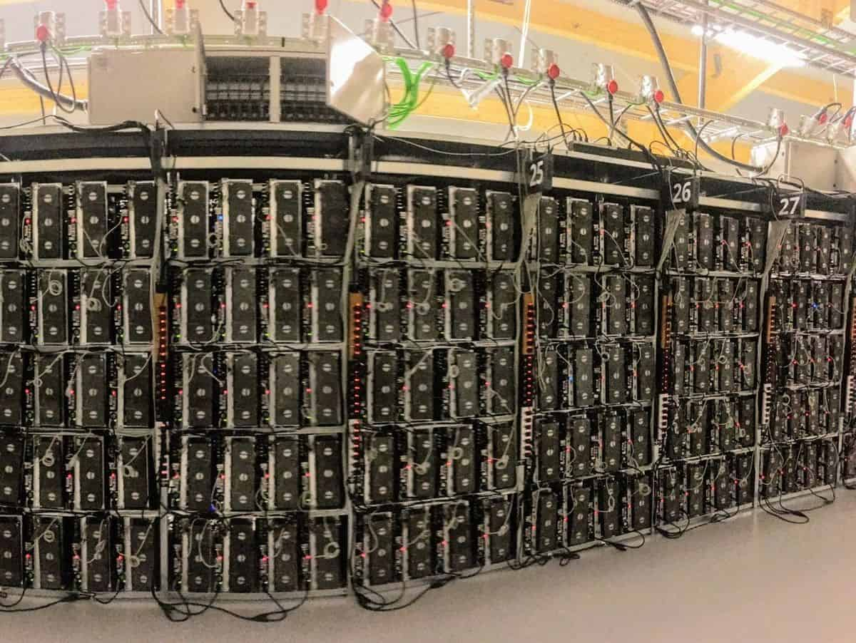 Wie Bitcoin Minen